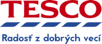 logo Tesco - joy of good things - SK vertical_A